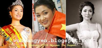 Miss Vietnam Overview MissVn2004
