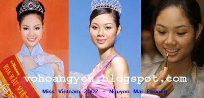 Miss Vietnam Overview MissVn2002