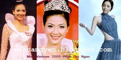 Miss Vietnam Overview MissVn2000