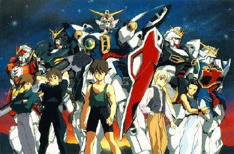 Gundam Wing Gundam_wing
