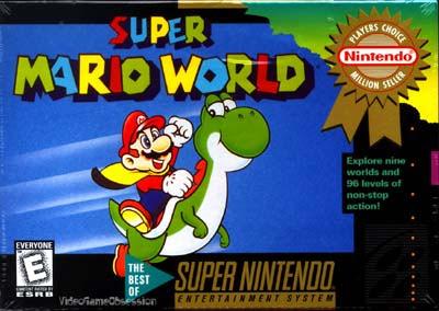 Sega Megadrive, horas y horas de felicidad. - Página 4 Super_MarioWorld