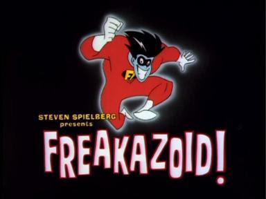 You nostalgia, you lose Freakazoid