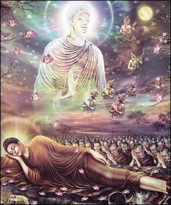 புத்தரின் வாழ்க்கை வரலாறு, படங்களுடன்... - Page 2 33
