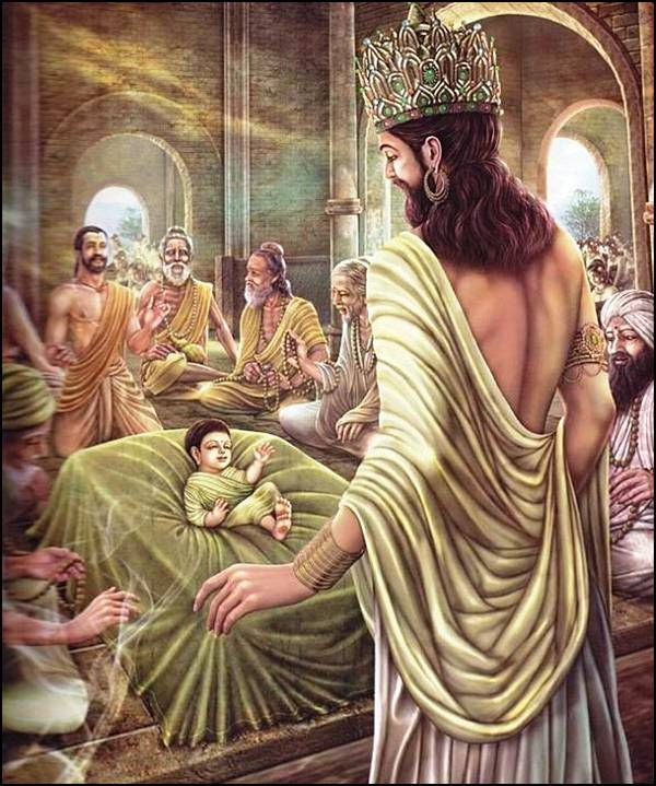 புத்தரின் வாழ்க்கை வரலாறு, படங்களுடன்... 3