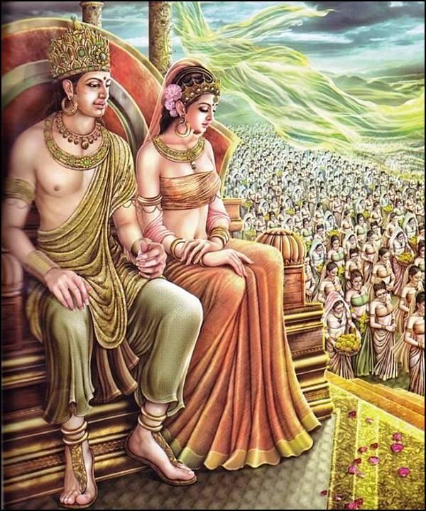 புத்தரின் வாழ்க்கை வரலாறு, படங்களுடன்... 8