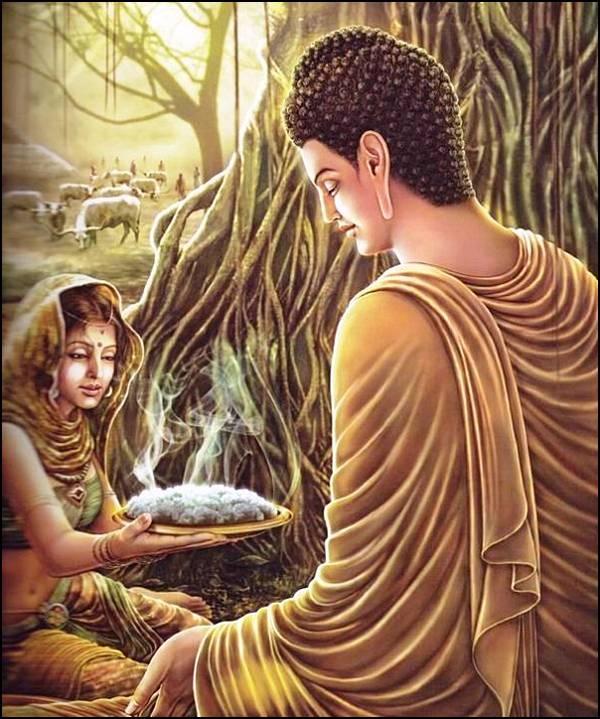 புத்தரின் வாழ்க்கை வரலாறு, படங்களுடன்... 15