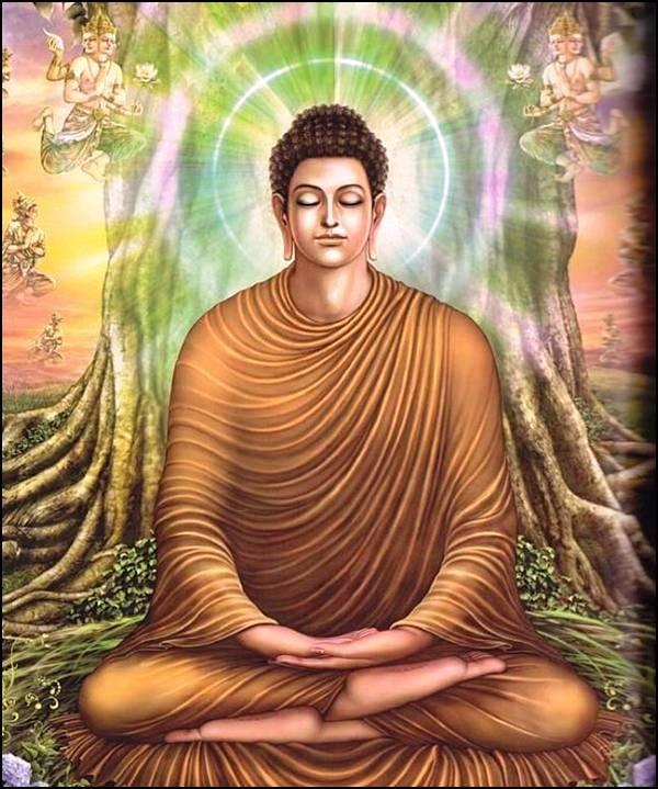 புத்தரின் வாழ்க்கை வரலாறு, படங்களுடன்... 19