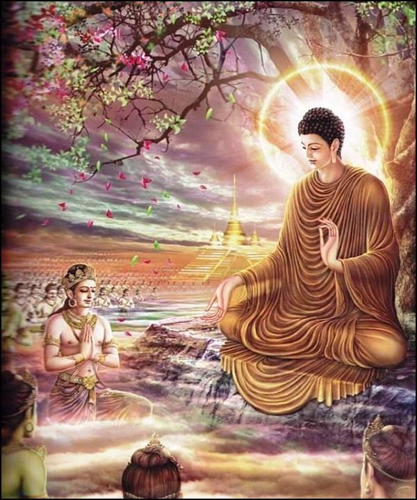 புத்தரின் வாழ்க்கை வரலாறு, படங்களுடன்... 23