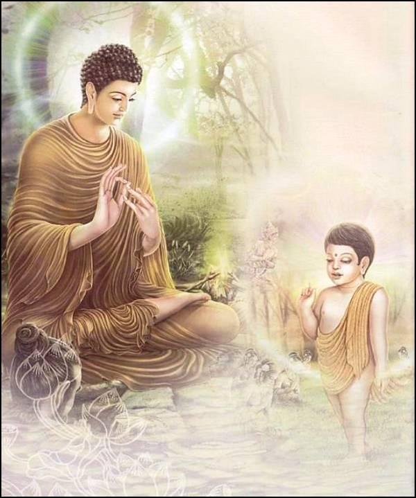 புத்தரின் வாழ்க்கை வரலாறு, படங்களுடன்... - Page 2 29
