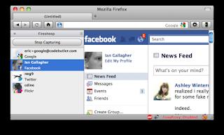 [SHARE] Firesheep, addons Firefox yang bisa pake hack Facebook! Firesheep