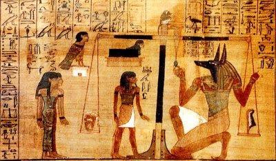 The Book of Death. Meskhenet