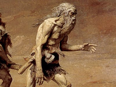 l'image de l'homme préhistorique Cormon_Cain_detail01