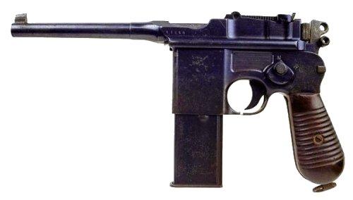 Oficial, Rifles Siberianos MauserM712Schnellfeuer