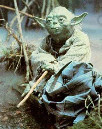 Saint Seiya : The Movie  Yoda