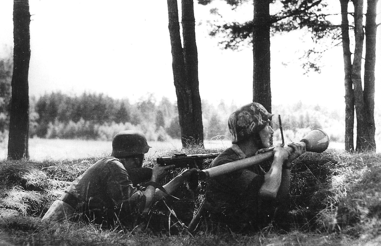 soldats finlandais Panzerfaust6