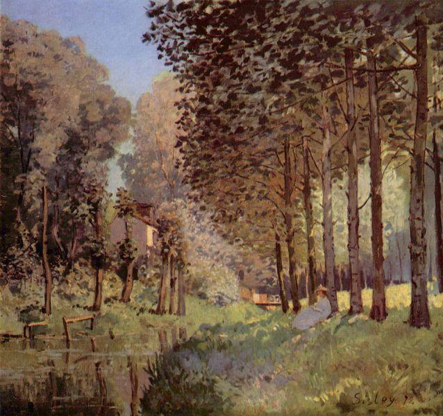 Alfred Sisley, (1839 - 1899) 638px-Alfred_Sisley_049
