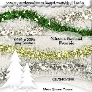 More Glitters...lol by Adry Piliero APD_glittersGarland--preview