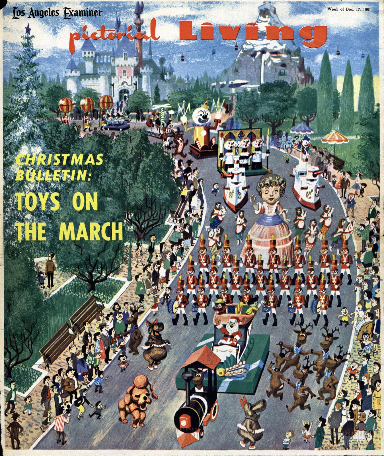 Anciennes Parades des Resorts Américains La_examiner
