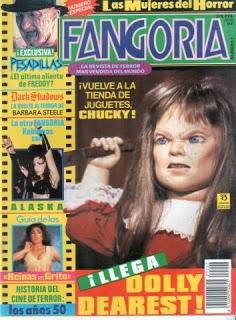 Fangoria: Magazine Horror Show  Fangoria02