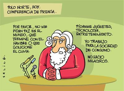 Saludos Navideños Papa-noel-navidad