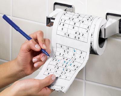 Bac à sable Sudoku-papier-en-action