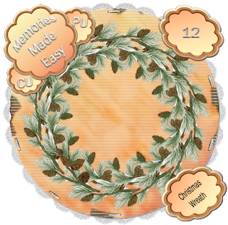Christmas Wreaths 10-12 (CU OK ) {Memories Made Easy} ChristmasW12_PREVIEW