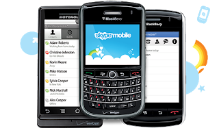 Skype mobile 1.1.0 برنامج سكايبي موبايل Mobileprism