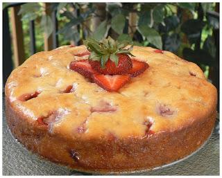Torte bretonne aux fraises P1360276