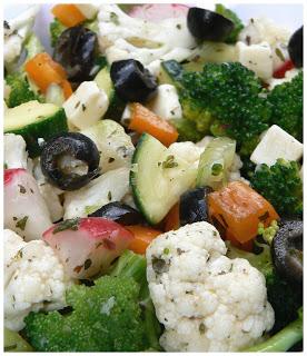 Salade de brocoli et chou-fleur P1380429