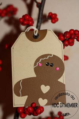 Gingerbread Man Tag Ginger1