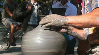 Capté  le  son  des  poterie  antiques  ? Poterie
