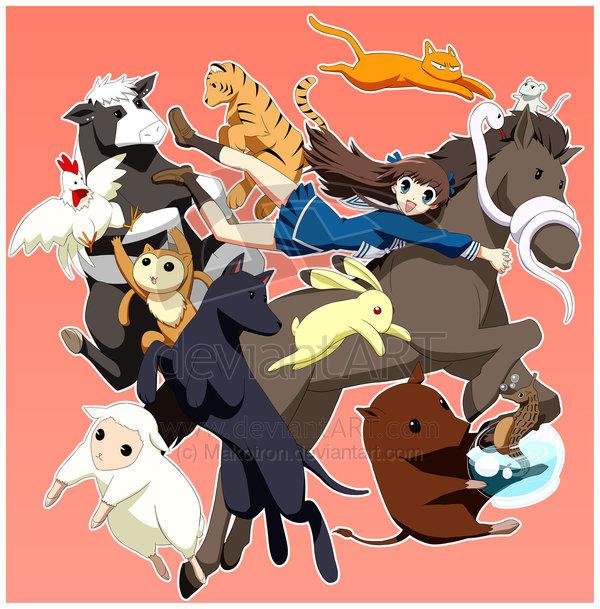 Extras para mascotas. Accesorios y más mascotas. Fruitsbasket2