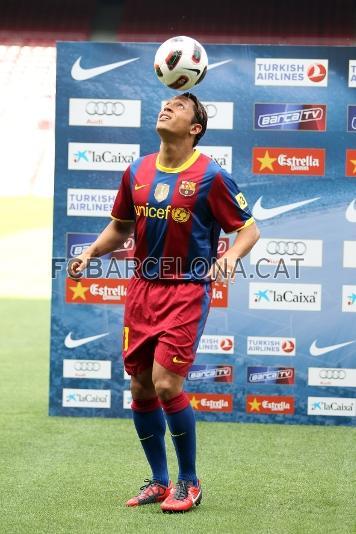 Resumen de altas y bajas culés verano 2010 Adriano