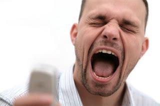 articulos - ARTICULOS: LA MINI GUIA ANTI DESPACHOS. Angry-customer-phone