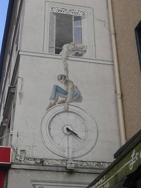 لوحات جدارية ابداعية Wall-drawings09