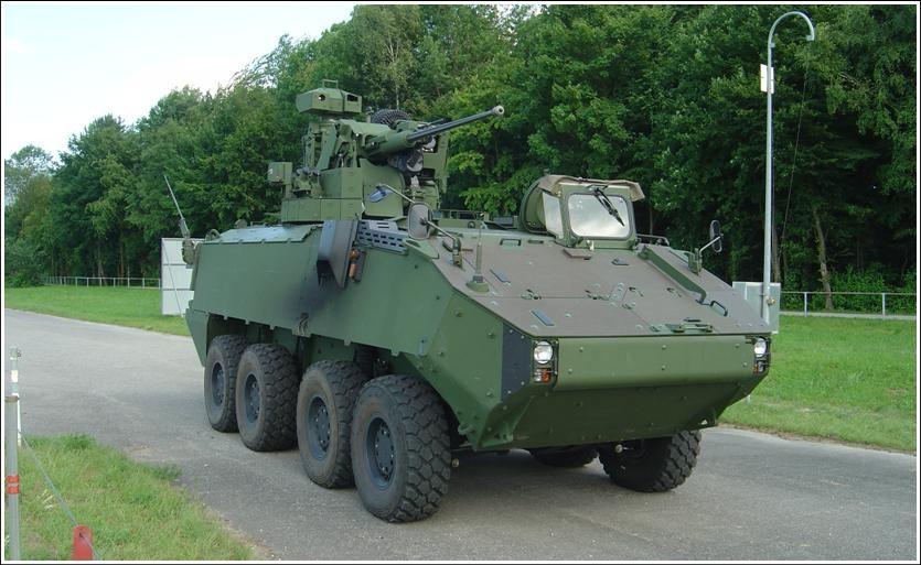 ابراج المدرعات الحديثة Belgium_Belgian_army_Piranha_IIIC