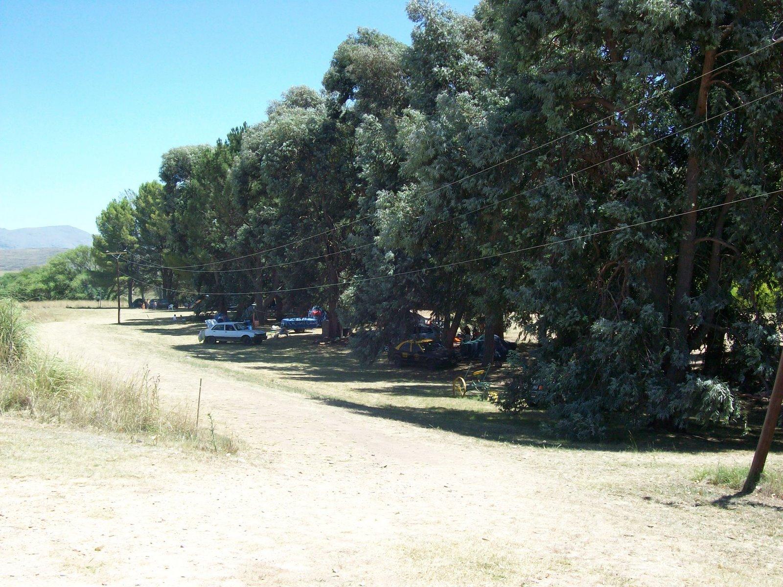 Camping El Pinar (Sierra de la Ventana) 100_0692