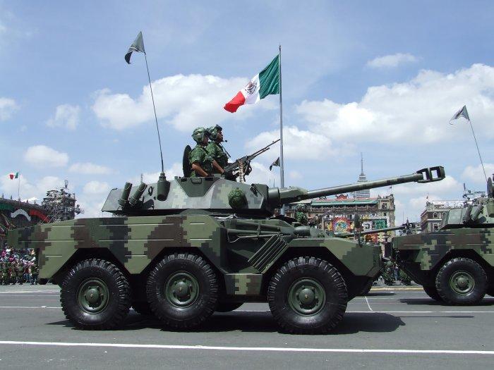Ejército Mexicano Panhard%252BERC%252B90%252BF1%252BLynx%252B%2525283%252529