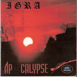 Apocalypse - Igra  Prednja
