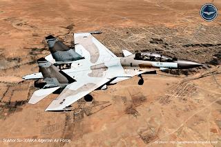 ادخل لتعرف الجزائر  AAF-Su-30mka