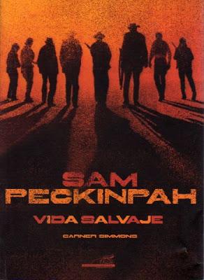 Libros sobre cine Peckinpah