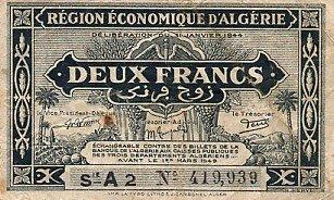 عملة الجزائر من الاستعمار الى يومنا هدا 157609671