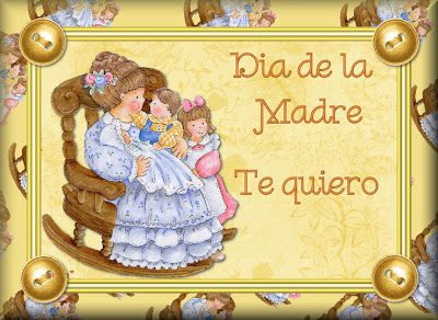 11 -TARJETAS DIA DE LA MADRE MADRE7.TEQUIERO