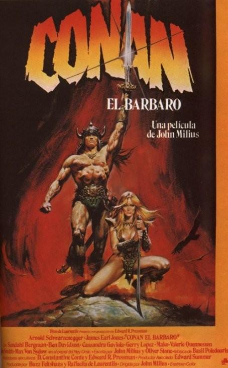 Tu peli favorita de Arnold Schwarzenegger - Página 2 Conan