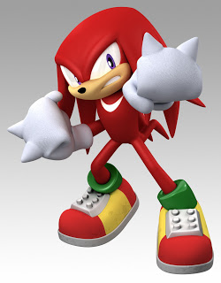 Knuckles The Echidna Knuckles