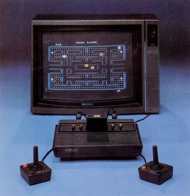 Quel a été votre première console ou ordi rétro et vos 1er jeux ? Atari2600