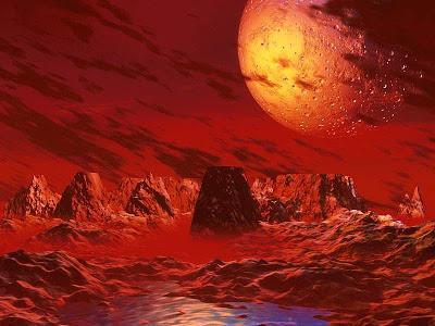 POEMAS SIDERALES ( Sol, Luna, Estrellas, Tierra, Naturaleza, Galaxias...) - Página 5 Marte%5B1%5D