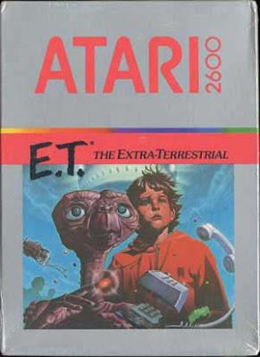 E.T el videojuego , la leyenda urbana enterrada en el desierto  ET