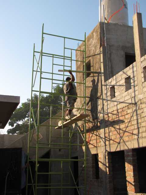 Tinaco or pressure water system 3rd-floor-stucco1