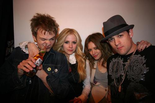 Galería » Avril con otros famosos - Página 2 58496238